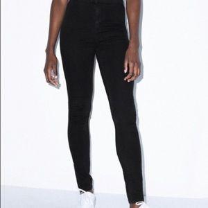 Denim - American apparel easy jeans